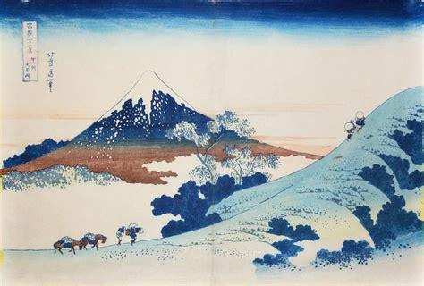 biography of hokusai japanese artist a new york gallery celebrates 40 years through 40