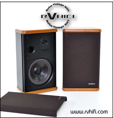 advent mini advent bookshelf speakers rv hifi