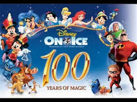 Family Disney On Ice100 Years Of Magic by Disney On Celebrating 100 Years