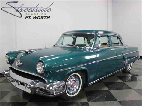 1955 lincoln for sale 1953 to 1955 lincoln for sale on classiccars