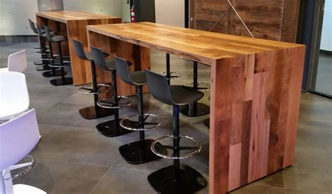 custom wood table countertops tables design gallery pioneer millworks