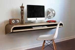 Floating Wall Desk Minimal Float Wall Desk From Orange 22
