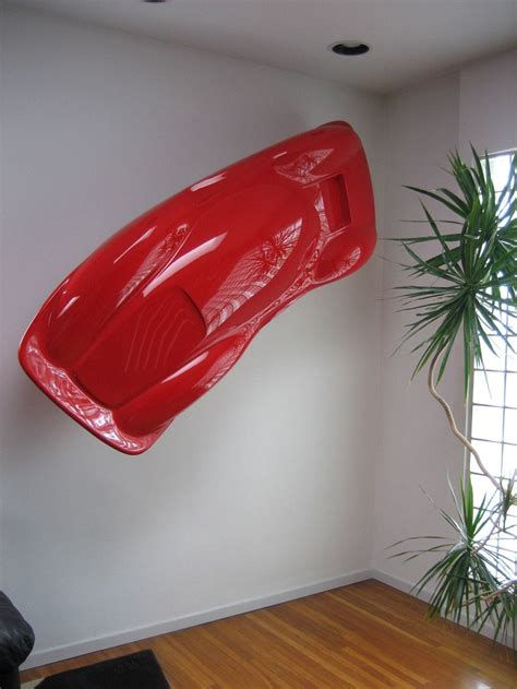 Ferrari 330 P4 Wall Sculpture