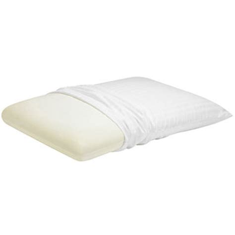 jcpenney bed pillows sleep innovations memory foam bed pillow
