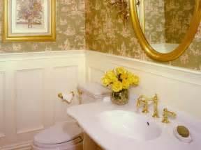 panelled bathroom ideas photos hgtv