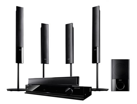 sony unveils  capable ht sf surround system  ht