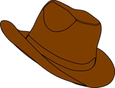 cowboy hat clip art at clker com vector clip art online