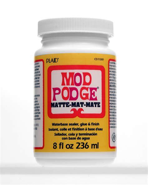 Is Decoupage And Mod Podge The Same - mod podge matte 236ml