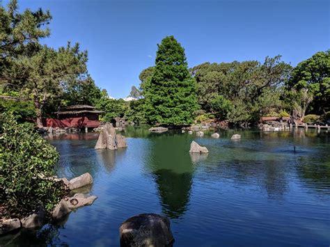 auburn botanic gardens with japanese gardens in