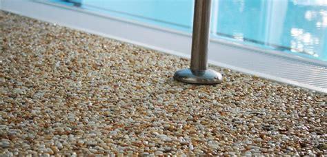 Garage Shop Design pool boden boden f 252 r pool outdoor steinteppich pool