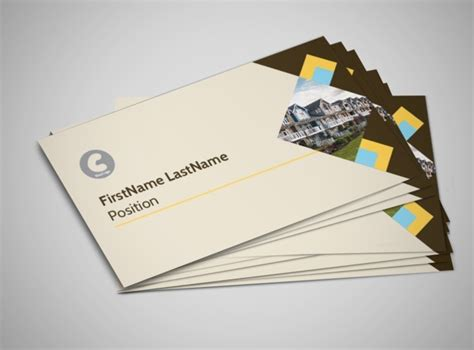 What Are The Properties For Buisness Card Templates by Local Property Management Business Card Template