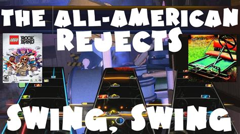 the all american rejects swing swing lyrics the all american rejects swing swing lego rock band