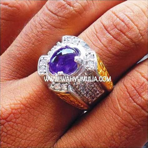 jual batu kecubung ungu amethyst sold toko batu