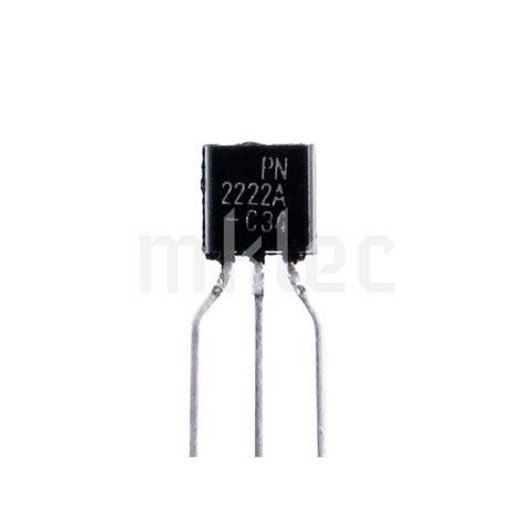 transistor npn pn2222a pn2222a npn transistor fairchild