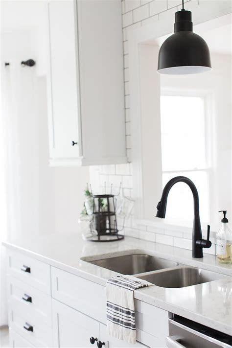 black kitchen sink faucets best 25 black kitchen faucets ideas on black
