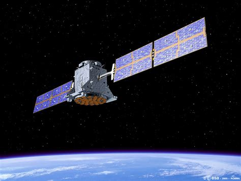 satellite room eu gives approval to galileo satellite project