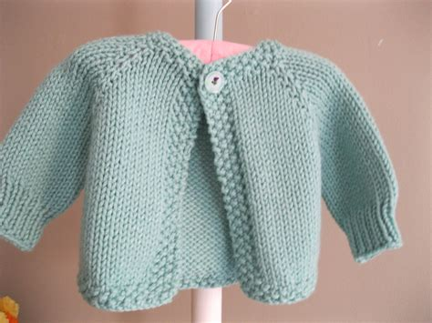 custom knitted sweaters knit baby sweater pastel turquoise cardie