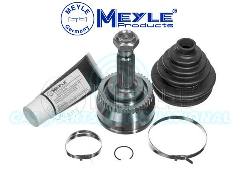Cv Exle Uk Meyle Cv Joint Kit Drive Shaft Joint Kit Inc Boot Grease No 514 498 0004 Ebay
