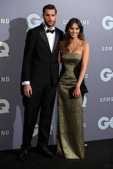 Models On Parade At Awards In Madrid by Rudy Fernandez Pictures Arrivals At The Gq Of The
