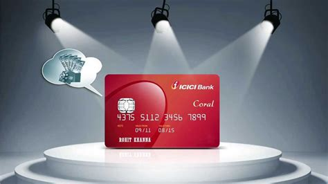 make payment of icici credit card icici bank coral credit card
