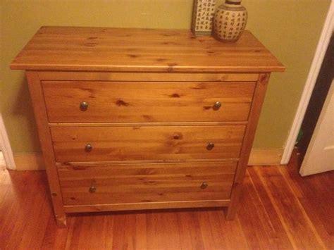 ikea hemnes 3 drawer dresser esquimalt view royal