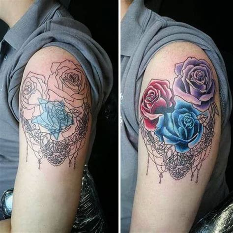 tattoo fail cover up when a bad tattoo is transformed into something great 77