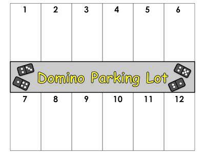 Printable Parking Lot