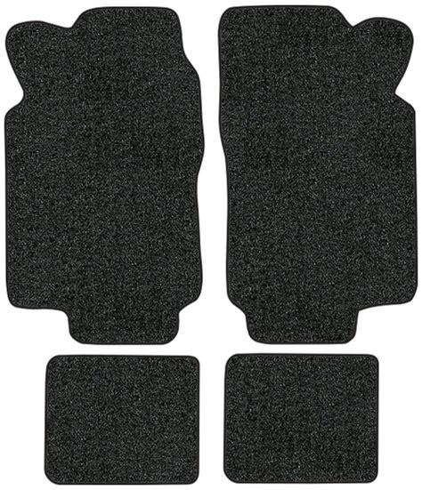Honda Prelude Carpet 1979 1982 honda prelude floor mats 4pc cutpile