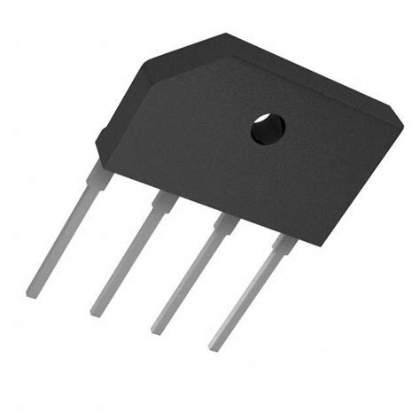 diodes inc bridge rectifier kbj406g diodes incorporated discrete semiconductor products digikey