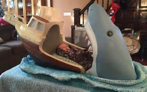 Shark Bed by Shark Attack Baby Bed The Worley Gig