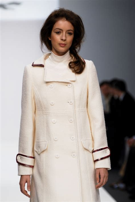Fashion Week Paul Costelloe Runway Review by Paul Costelloe Fall 2007 Runway Pictures Stylebistro
