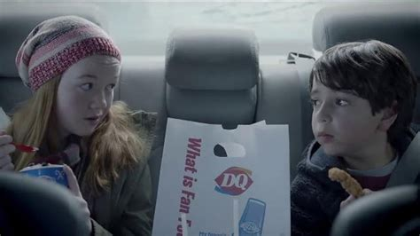 dq commercial actress flamethrower dairy queen 5 buck lunch tv commercial christmas tree
