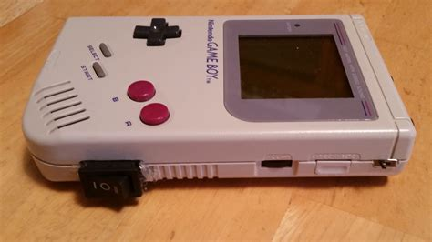 gameboy rca mod gameboy combo mod when one mod just isn t enough classy