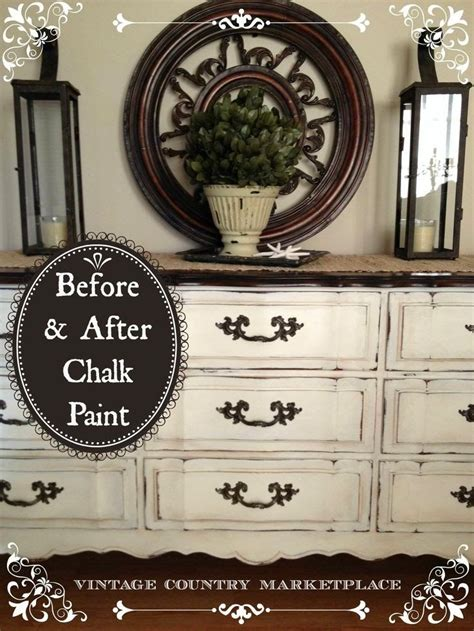 chalk paint bc vintage country style get inspired before after