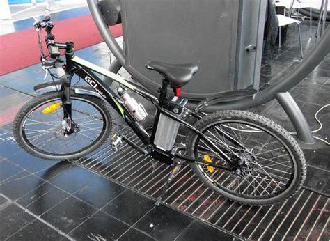 Nosh Stelan Busui elektromountainbike gci