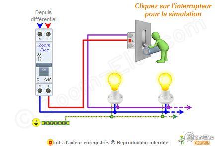 interrupteur pour le de bureau schma interrupteur simple allumage schma lectrique