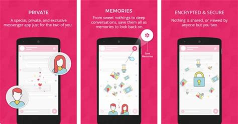 Messaging App For Couples Matrimony Launches Encrypted Messaging App For Couples