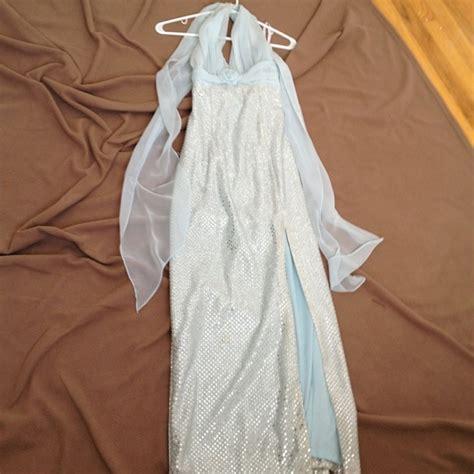 Zumma Dress by 94 Zuma Zuma Dresses Skirts Light Blue Sparkly