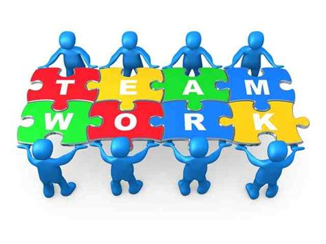 Teamwork Cliparts Free Teamwork Images