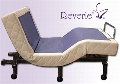 reverie adjustable bed automate your bedroom with iphone 5 controlled reverie deluxe adjustable bed homecrux
