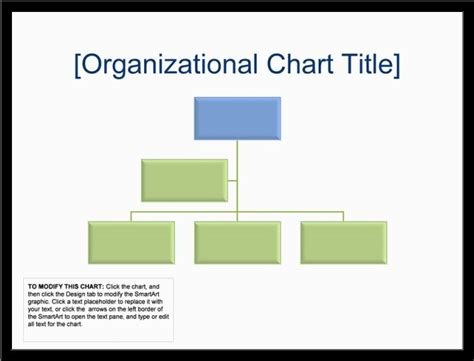 organization chart template word blank organizational chart slesreference letters words