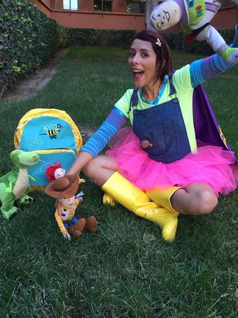 bonnie toy story  costume pixar   toy story