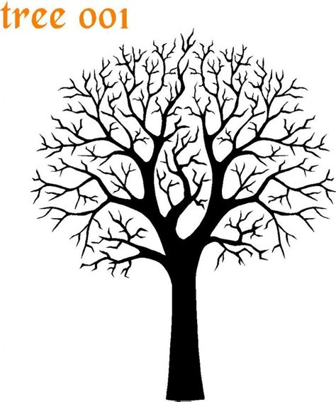 tree stencil template trees stencils printables free http www pic2fly tree