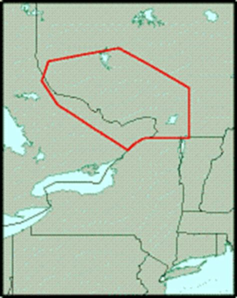 ontario geofish western quebec seismic zone part 2 western quebec seismic zone wikipedia
