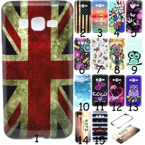 Sh105 Metal Jelly For Grand Prime rubber silicone soft back cover for samsung galaxy