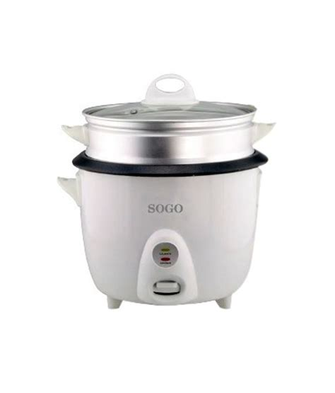 Rice Cooker Solid sogo 2 5 l ss 10070 rice cooker price in india buy sogo 2 5 l ss 10070 rice cooker on