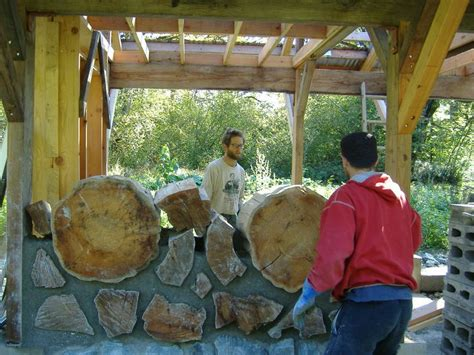 granero el mezquite mejores 240 im 225 genes de cordwood homes en pinterest