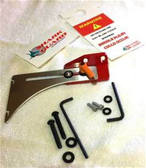 Shark Guard Table Saw Blade Guards With Dust Collection