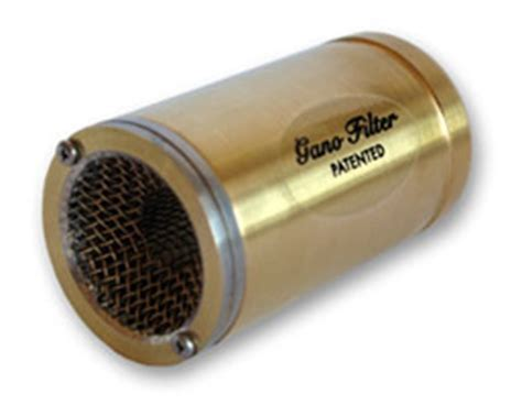 gano auto coolant filter company