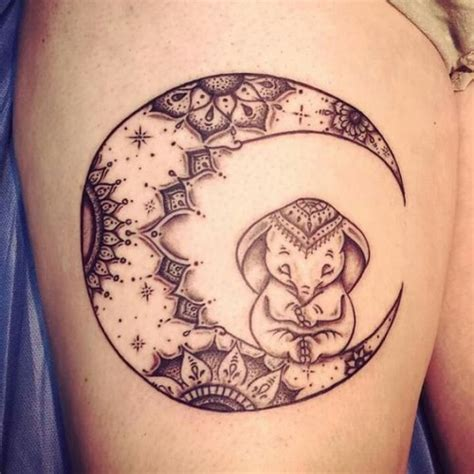 elephant tattoo dream meaning elephant tattoo meaning herinterest com